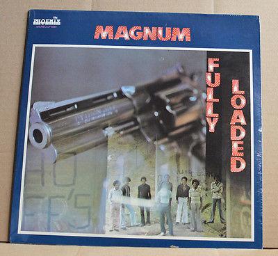 RARE SEALED LP   MAGNUM   FULLY LOADED Funk Soul UNOPENED ORIGINAL   Phoenix