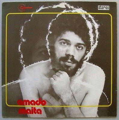 AMADO MAITA    SAMBA DE AMIGO  RARE BOSSA SOUL JAZZ 1972 ORIG  LP BRAZIL HEAR