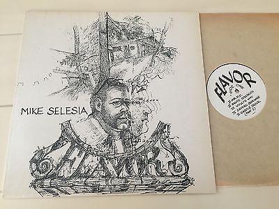 MIKE SELESIA  FLAVOR  RARE PRIVATE SPIRITUAL JAZZ FUNK  MINT   ORIG LP