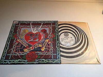 Dr  Z   Three Parts To My Soul Original UK 1st press VERTIGO SWIRL LP VG  RARE
