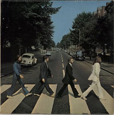 Beatles vinyl LP album record Abbey Road   Export   2nd   Misaligned Apple UK