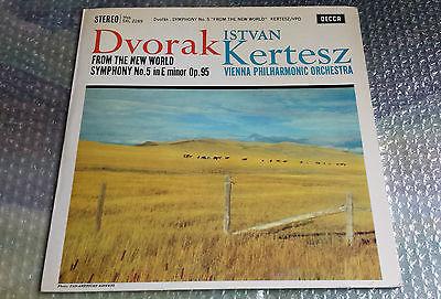 ISTVAN KERTESZ Dvorak No 5 ORIG Decca WBg SXL 2289 UK 1962 LP NM
