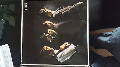 Rolling Stones No 1    MEGA RARE 2 52 TELL ME    1A 1A ORIGINAL DECCA LP LK 4605