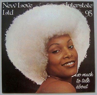 NEW LOVE LTD and INTERSTATE 95   RARE SOUL FUNK BOOGIE 1978 ORIG  LP BRAZIL HEAR