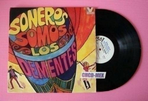 LATIN LP VENEZUELA    LOS DEMENTES   SONEROS SOMOS    SALSA GUAGUANCO MONTUNO