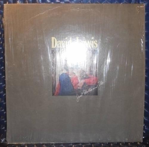 David Lewis  Just Mollie And Me   Vinyl LP  Super Rare  Tiger Lily  1976 Psych