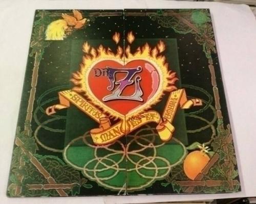 LP Dr  Z Three Parts To My Soul  Spiritus  Manes Et Umbra  RARE  6360048L Prog