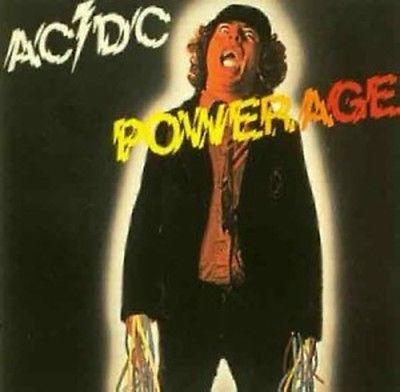 ACDC  Powerage New Vinyl 180 Gram Holland  Import