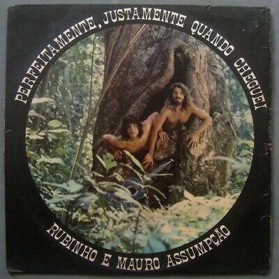 RUBINHO E MAURO ASSUMPCAO   SOUL PSYCH FUNK 1972 ORIGINAL TAPECAR LP BRAZIL HEAR