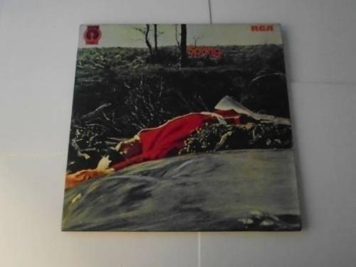 SPRING   SELF TITLED UK RCA NEON PROG MONSTER LP IN EX   INNER NE6 1971