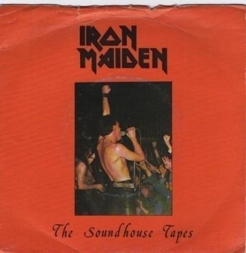 Iron Maiden     The Soundhouse Tapes    Original ROK 1 7  Vinyl Single Record