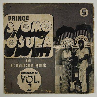 Prince Omo Lawal Osula   Ebonoto Sound  Vol  2  Afro Juju Psych LP Supreme mp3
