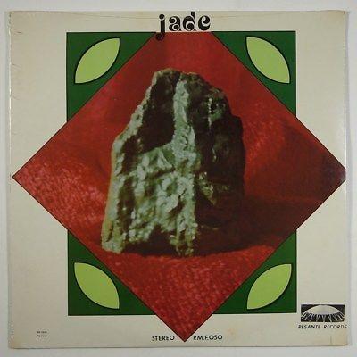 Jade  S T  Rare Private Funk Soul Psych LP Pesante Sealed