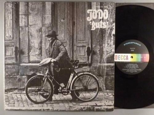 Jodo  Guts     Prog Psych  Blues Rock  RARE LP