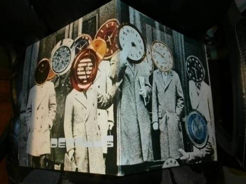 ITALIAN LP  DEDALUS   Dedalus  TRIDENT  1001   italo prog Nice ORIGINAL