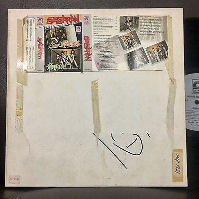 MEDUSA   HURRICANE 80s SINGAPORE HEAVY METAL ROCK SPLIT LP PROMO RARE RECORD