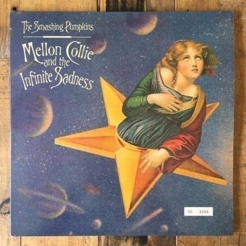 SMASHING PUMPKINS  Mellon Collie Infinite Sadness 3x LP   Numbered   Minty Vinyl