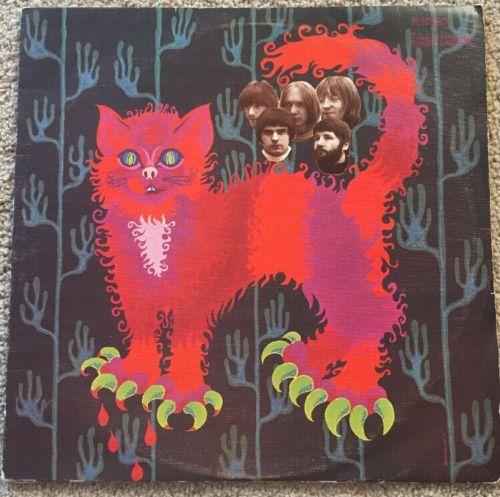 Pussy Plays Orig Morgan Blue Town 1969 UK Vinyl LP Psych Hard Rock Holy Grail