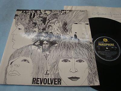 Beatles Revolver LP PMC7009 1966 Mono UK 22