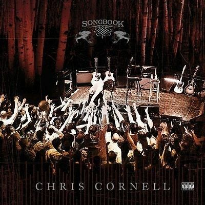 2LP CHRIS CORNELL SONGBOOK VINYL 180G SOUNDGARDEN GRUNGE