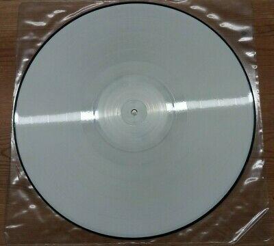Metalica Kill  Em All  UK White Test Pressing of the Pic Disc MFN 7 P