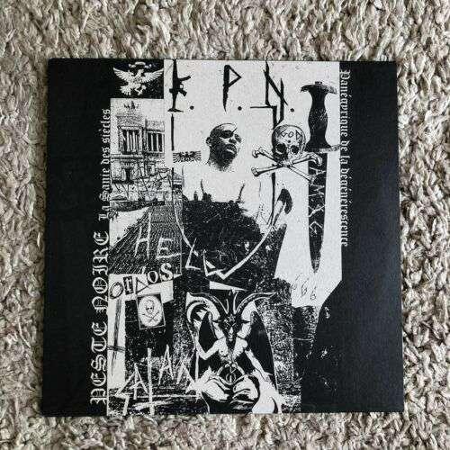 Peste Noire   La Sanie des si  cles Vinyl Lp black Metal Goatmoon Horna