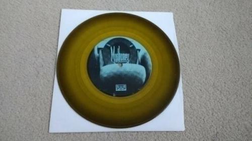 Mudhoney   Touch Me I m Sick 7  Yellow Green Vinyl 1st Pressing SP18 Sub Pop