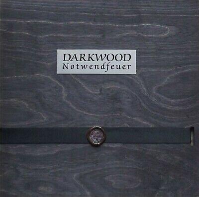 DARKWOOD   Notwendfeuer   LP  Death In June  Forseti  Sonne Hagal  Current 93