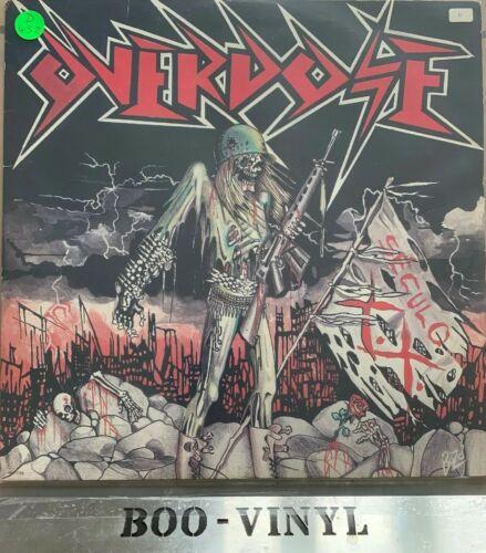 MEGA RARE   Seculo XX  Sepultra Vinyl Thrash Death Metal Lp Record  Ex  Con