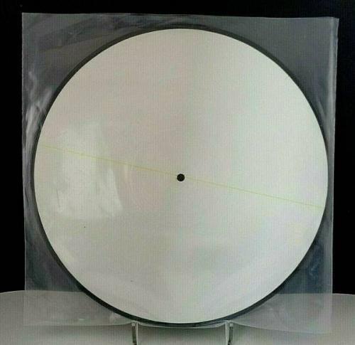 Mastodon DIVINATIONS  White Vinyl Picture Disc TEST PRESSING  Reprise  2009
