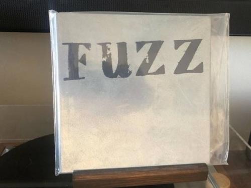 FUZZ Ty Segall sleigh bells metal sleeve clear vinyl oh sees