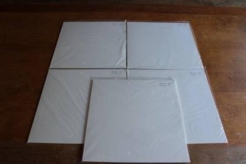 Metallica    USA RTI Test Pressing 5 LP    Death Magnetic  2008 SEALED