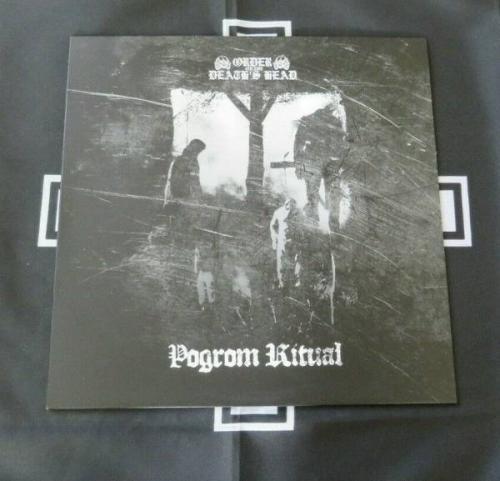 ORDER OF THE DEATH S HEAD LP PESTE NOIRE DER STURMER WOLFNACHT GOATMOON NSBM