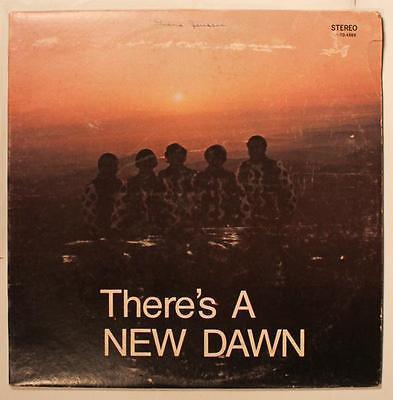 NEW DAWN There s A New Dawn ORIG PRIVATE PRESS NW FUZZ LP Hoot HEAR S 1081