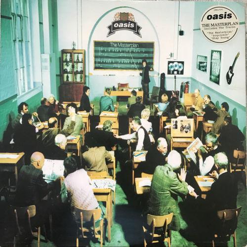 1998 UK  OASIS  The Masterplan    2x12  Vinyl   new sealed