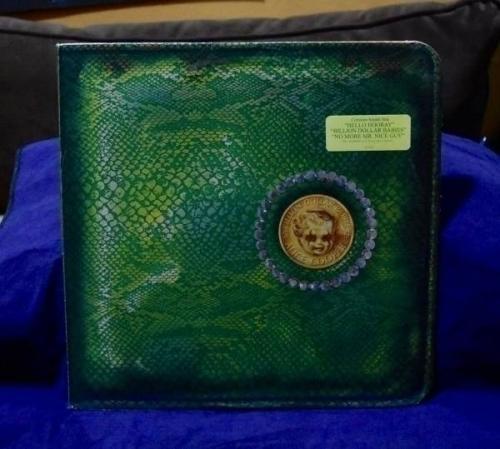 ALICE COOPER MEGA RARE SEALED LP BILLION DOLLAR BABIES 1973 USA 1stPRESS STICKER