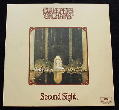 CULPEPER S ORCHARD Second Sight Danish Polydor  72 Prog Psych LP  MINT   Super