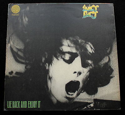 JUICY LUCY Lie Back And Enjoy It UK Vertigo Swirl LP MINT Superb copy Psych