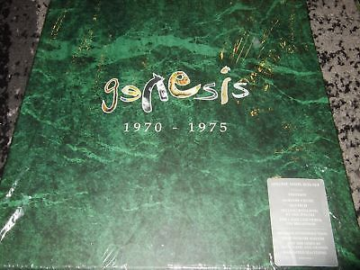 GENESIS   1970 1975 AUDIOPHILE HALF SPEED 200 GRAM 6LP BOXSET 2008 VIRGIN EU