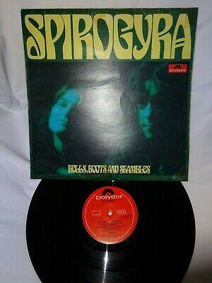 SpirogyraBellsBoots And Shambles LP 1973 ULTRA RARE UK ORIGINAL