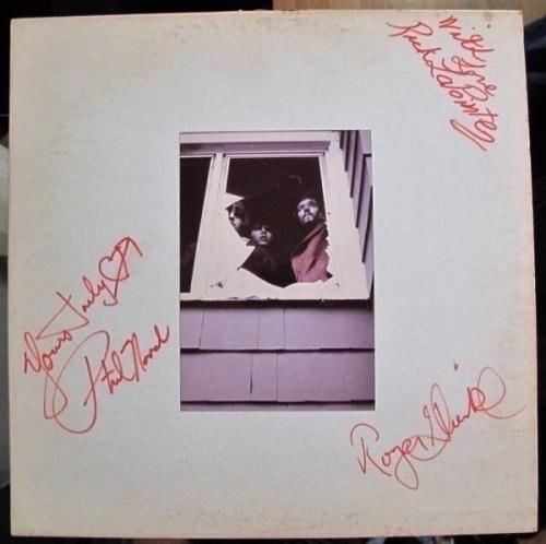 FINGLETOAD  STRANGE   SIHO                   Mazzola   Rare Private Psych Garage LP  Original