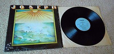 JOSEPH NICOLETTI S T ULTRA RARE Private MODERN SOUL PSYCH LP 1978 NM In Shrink