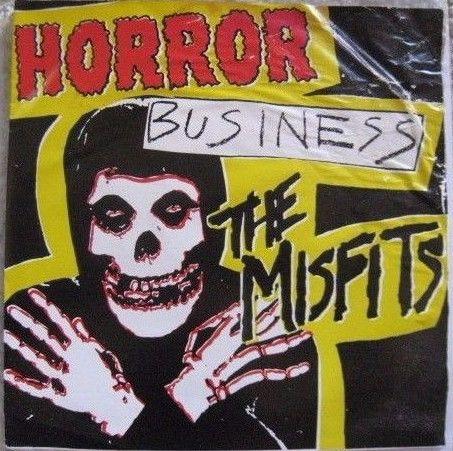 The Misfits Horror Business Vinyl Glenn Danzig Plan 9 Punk