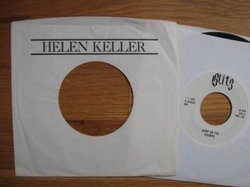 HELEN KELLER Surfin With Steve And E D  Amin 7  1978 RARE Seattle KBD PUNK