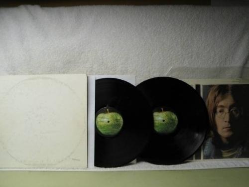 The Beatles 2 LP Set White Album Clean Shiny 1968 1st Press Orig All 7 Errors