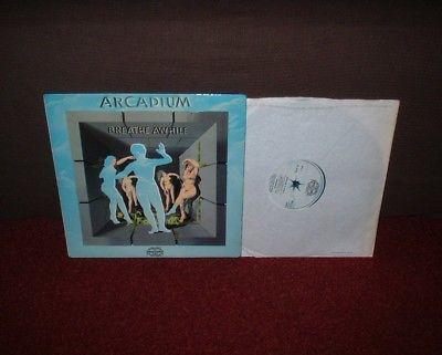 ARCADIUM Breathe Awhile LP 1969 MIDDLE EARTH 1st Press BRILLIANT EXAMPLE