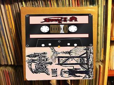 Death   Intro   Infernal Death  Live  7  12  JAPAN SQUARE PICTURE DISC PROMO LP