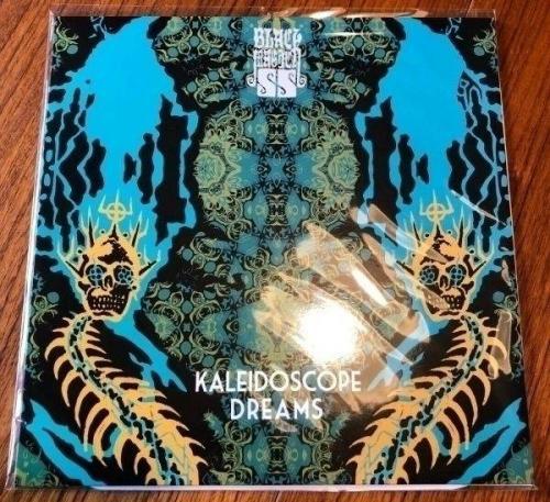 BLACK MAGICK SS Kaleidoscope Dreams LP RARE PSYCH BLACK METAL DARKER THAN BLACK
