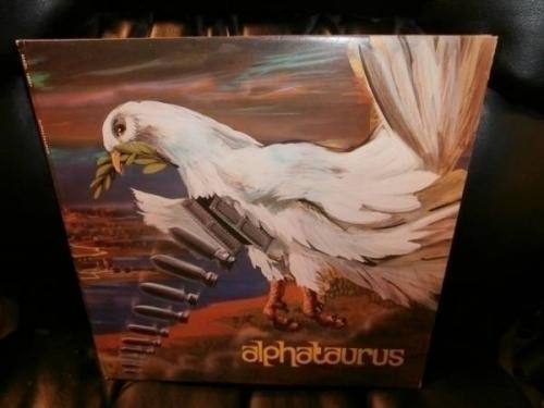 LP       ALPHATAURUS   s t    MAGMA Italo Prog ORIGINAL Tri fold
