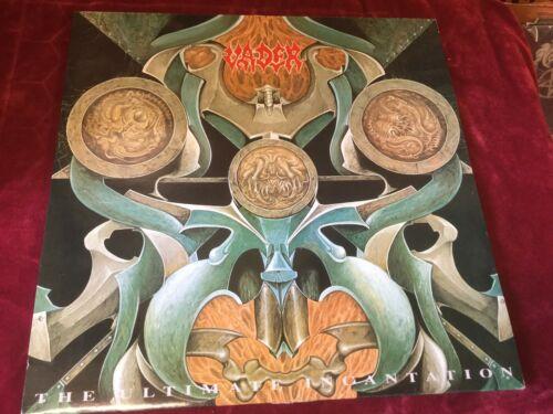 VADER LP   THE ULTIMATE INCANTATION  EARACHE DEATH METAL   1992 SUPER COPY